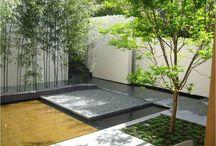 Architecture / Private Gardens