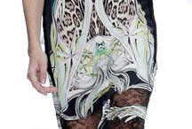 Roberto Cavalli / #womanfashion #amazingprint #animalprint #dresses #resort #longdress #resortwear #womansclothing