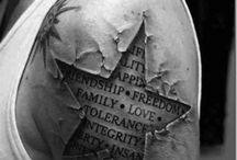 Tattos / by Adri Weinberg