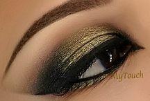 Exquisite makeup