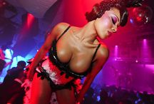We love to party in Ibiza / Ibiza is know to be the clubbing capital of the world. On this board we like to share with you images from around the web, that will inspire you to bring your dance shoes when you come to Ibiza.... We see you on the dance floor. Marisa & Virgil / by Ibiza Inside