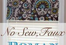 make soft furnishings