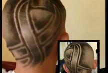 Hair Shaving Designs