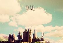 "هری پاتر / ""it does not do to dwell on dreams and forget to live..."""