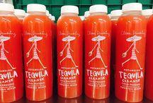 Refreshments / Healthy vegan drinks and tea