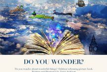 Books I Authored-Illustrated / by Tricia castlesNcrowns