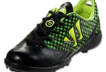 Indoor Soccer Shoes / A board dedicated to Indoor soccer shoes including futsal, turf, and hard court shoes.  / by World Soccer Shop