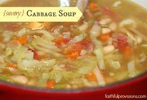 Gluten Free/Paleo - Cabbage