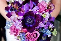 Purple wedding inspiration / Purple wedding inspiration