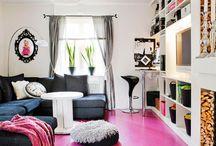 Playroom/basement