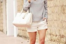 White look.