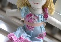 Rag dolls patterns