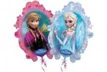 Frozen / Artigos para Festas de Aniversário Tema Frozen