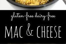 Gluten free dairy free receipes