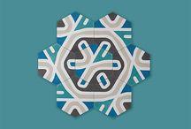 el tablero de Pedro / cerámica e impresión