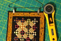 Mini Quilts / by Lauree Kolar