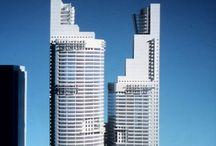 RM 1987 Madison Square Garden Site Redevelopment Competition New York / RICHARD MEIER