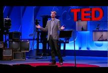 TED - Worthwhile / TED Talks to ponder.