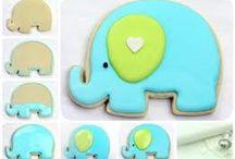 Cookies / by Chelsea VanIterson Preiss