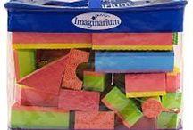Construcciones / Construcciones, puzzles, encajables... Juguetes para los niños amantes de los retos.