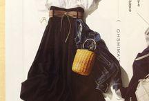 現代ファッションアイデア