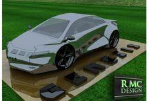 GENESIS Concept Car / Porque tudo tem um incio! - By RMC Design