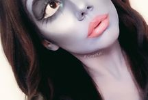 Make-up Halloween etc