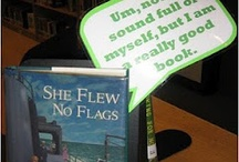 Book Displays / by Kokomo Howard County Public Library