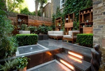 Yard Design-Landscaping / by Elizabeth Robillard