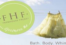 FarmHouse Fresh @Apsaraspa.com / Body. Bath. Whimsy.  90 - 99% natural & made in Texas!