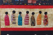 African Quilts and ideas