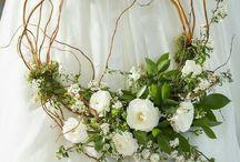 accesorii din flori naturale