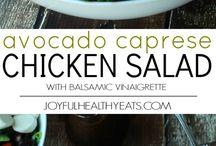 Salaattireseptit