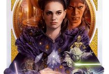 Star wars-konst