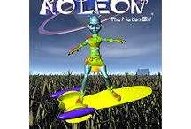 Science Fiction and Fantasy - Aoleon The Martian Girl Book / Science Fiction and Fantasy - Aoleon The Martian Girl Book / by Aoleon The Martian Girl