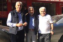 MUAMMER BOSTANCI / Muammer Bostancı Dostum, İstanbul Ticaret Odasından Emekli Olduktan Sonra Kastamonu Araç'a Yerleşti. Adam Gibi Adam. Bana Kastamonu'luları Sevdiren Kişi.