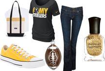 Here We Go Steelers / by Dana Fartini