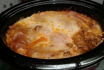Crock Pot Beef Main Dishes / by Frances Huff
