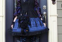 Girl Gothic Lolita / Lolite Mmm