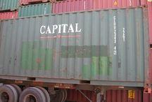 Storage Container Renovation