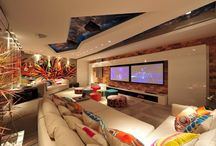 Commercial Entertainment Room