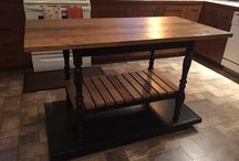 DIY Reclaimed Wood / Made with reclaimed wood fence.