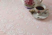 Lace Doilies and Accents for the Home