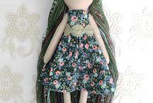 Olive's dolls