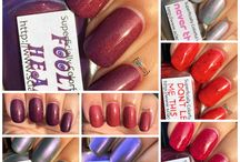 My own Nail Polish - Troubled Love / Swatches of the Valentine's day collection Troubled Love, released January 20145