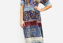 Etnik dress / Etnik dress