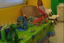 girl toy story party