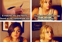 Pretty little liars / by HannaH