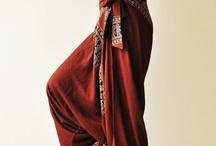Harem pants (2)