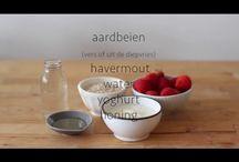 Kijken / Video's die laten zien hoe je heel eenvoudig zelf de lekkerste dingen maakt. daar heb je geen zakjes of pakjes voor nodig
